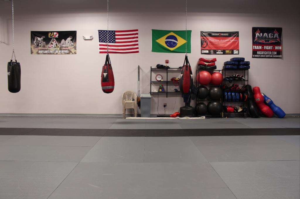 Martial Arts Gym Equipment