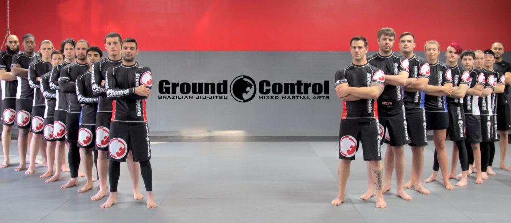 Ground Control MMA Team